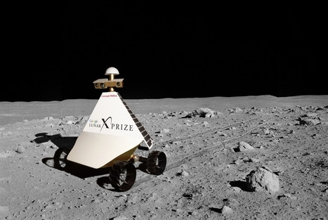 Will Google Lunar XPrize Finalists Manage a Soft Moon Landing by 2015? | Space matters | Scoop.it