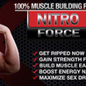 Strong and powerful muscle of body