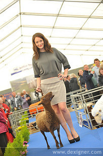 I Love Wool: Scottish Designers Raise the 'Baaa' at the Royal Highland Show - Dexigner | Culture Scotland | Scoop.it