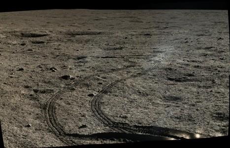La Chine partage des photos en couleur de la Lune | Espace | Scoop.it