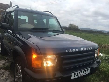 Land Rover discovery 2 ES premium auto 2001   post free classified ads in uk   Scoop.it
