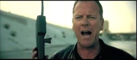 Kiefer Sutherland de retour en Jack Bauer, le temps de percer un mystère avec l'aide d'Acer | Tendances publicitaires et marketing | Scoop.it