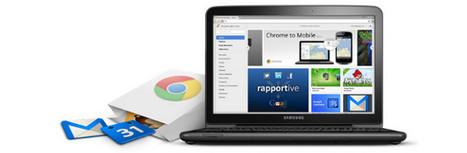 Le guide des meilleurs trucs et astuces pour Google Chrome | TICE en éducation, ExAo en SVT | Scoop.it