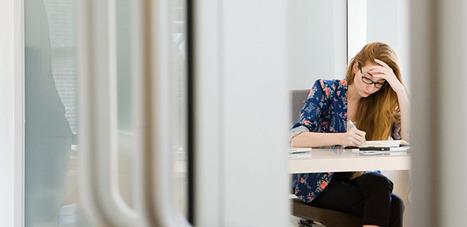 Au secours, je ne me sens pas à la hauteur de mon job ! | Management et carrière | Scoop.it