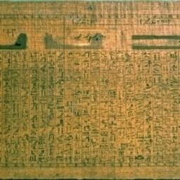 Fragmentos de un manuscrito egipcio de un valor incalculable descubiertos en un museo australiano   Aux origines   Scoop.it