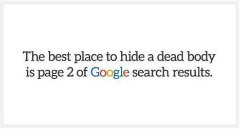 Google : la page 2 va-t-elle disparaître ? | Social Media Curation par Mon Habitat Web | Scoop.it