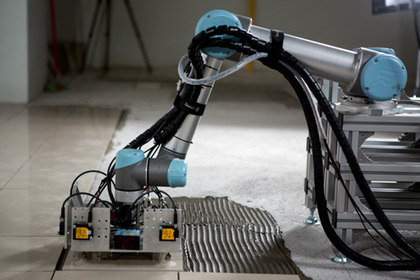 FCL's Innovative Robotic Tiling Machine Addresses Tight Supply of Skilled Tilers - Future Cities Laboratory | e-merging Knowledge | Scoop.it