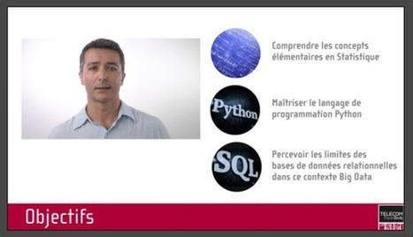MOOC : Fondamentaux pour le Big Data - Pole Documentation | Scoop4learning | Scoop.it