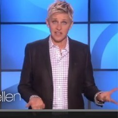 Ellen Scolds The Boy Scouts For Not Behaving Like Boy Scouts | Community Village Daily | Scoop.it
