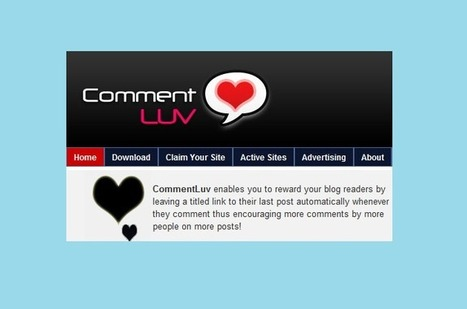 74 Commentluv Enabled SEO Niche Sites and Blogs List - Backlinks Part 1 | Techaroid.com | Scoop.it
