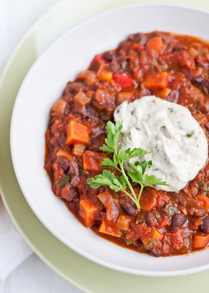 14 Hearty Chili Recipes You Won't Believe Are Vegan | My Vegan recipes | Scoop.it