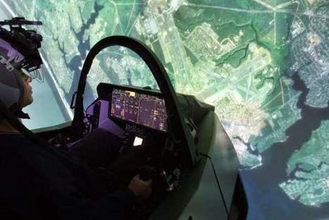 Quadriplégique et pilote de chasse | Libertés Numériques | Scoop.it