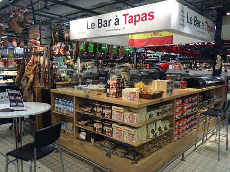 A voir absolument : la zone marché de Carrefour Mérignac | Customer Centric Innovation | Scoop.it