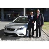 #SEAT inaugura la mayor planta solar de la industria del automóvil » Mediacenter | Automoción y Mecanización | Scoop.it