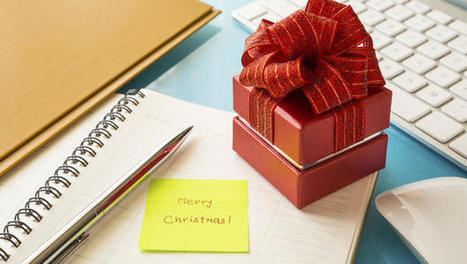 Holiday gift-giving in the workplace: An insider's guide - CBS News | Human Resources | Scoop.it