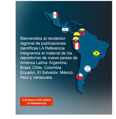 LA-Referencia :: RED FEDERADA DE REPOSITORIOS INSTITUCIONALES DE PUBLICACIONES CIENTIFICAS | Edukn-do | Scoop.it
