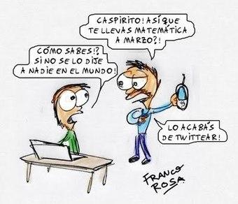 Viñetas humorísTICas. TIC y educación en clave de humor. | EDUCACIÓN en Puerto TIC | Scoop.it