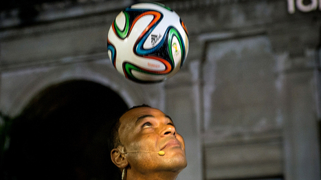 'Brazuca' World Cup ball storms Twitter | sports | Scoop.it