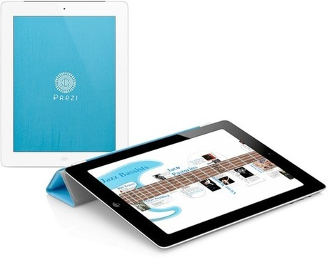 Prezi Viewer for iPad | Prezi | Create: 2.0 Tools... and ESL | Scoop.it