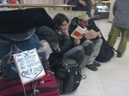 Une bibliothèque nomade pour les sans-abri | Belgique | L'e-ris | BiblioLivre | Scoop.it