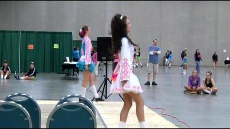 Hundreds of dancers participate in Irish Feis in Louisville - WDRB 41 ... - WDRB | The World of Irish Dancing | Scoop.it