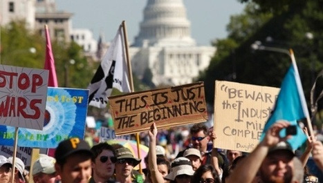 Building a Movement: From Occupy Wall Street to Bernie Sanders | Self-organizing and Systems Mapping | Scoop.it