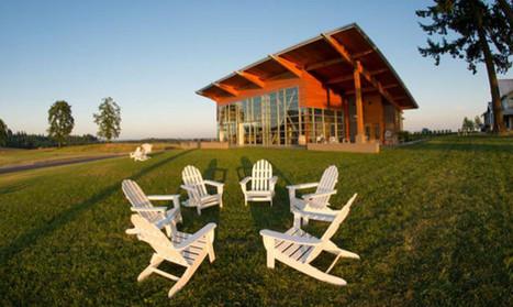 Vineyard Stays In Wine Country | Travel Oregon | Oregon Wine Country | Scoop.it