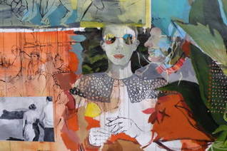 The Painted World: Online Art Competition | Saatchi Art | The Palace of Culture | Scoop.it