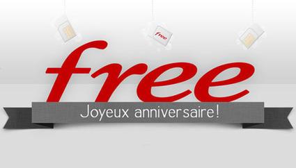 Il y a 17 ans aujourd'hui, Xavier Niel créait la société Free | AllMyTech | Scoop.it