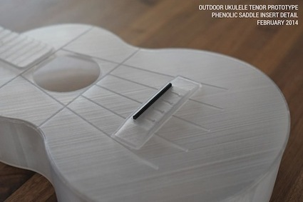 Realize Inc. Makes Music with Outdoor Ukulele | 3D Me | Scoop.it