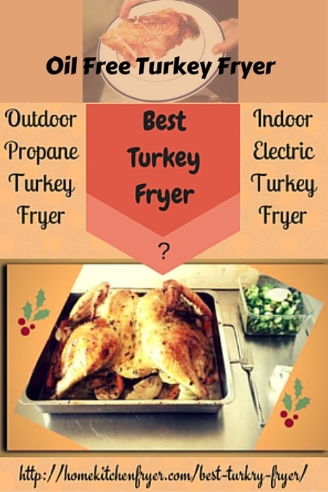 Best Turkey Fryers For Home Use (Indoors and Outdoors) • Home Kitchen Fryer | Home And Kitchen | Scoop.it