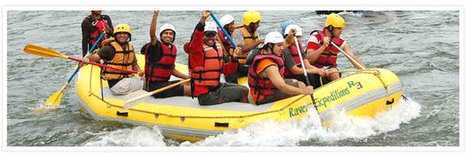 River Rafting in Himalayas,Himalayan River Rafting Tour | India Holiday Vacation | Scoop.it