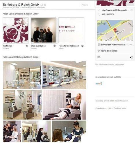 Google+ Local Eintrag optimieren – Die ersten drei Schritte…! | Lokale Suche News | Scoop.it