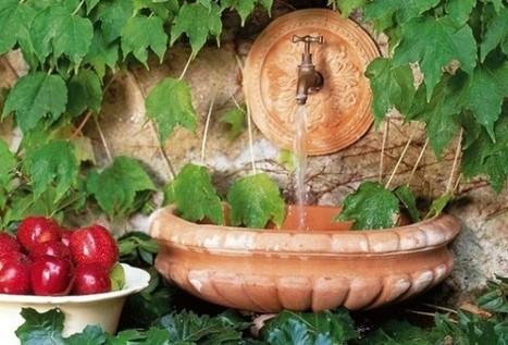 Lavandini in pietra da esterno, tanti modelli per un giardino unico   Progettazione e manutenzione giardini   Scoop.it