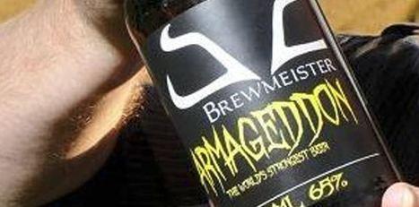 La Cerveza mas fuerte del mundo : Armageddon de la fábrica de cerveza Brewmeister - Noticias de Hoy - Noticias de Ultima Hora | Cervejas - Material Complementar | Scoop.it