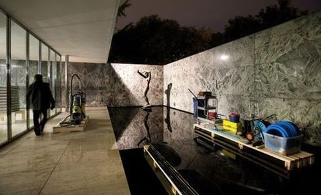 El Mies van der Rohe, patas arriba | The Architecture of the City | Scoop.it