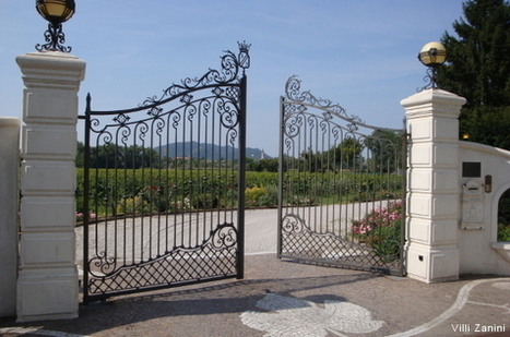 First steps in working wrought iron | I go out to write a post and go back | Villi Zanini Wrought Iron | Scoop.it