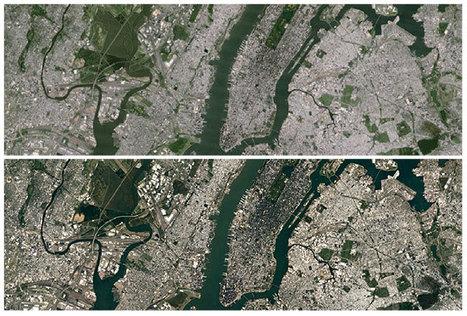 Google Earth et Maps: des images plus détaillées - 20 minutes | Usages numériques et Histoire Géographie | Scoop.it