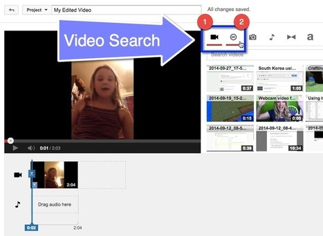 Editing Creative Commons YouTube Videos | Educational Technology | Scoop.it