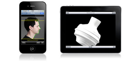 3D printing app can incorporate your face into designer objects | Encacharrados con FabLab | Scoop.it