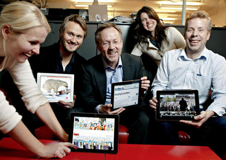 Dagbladet på iPad! | Skolebibliotek | Scoop.it