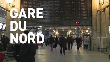 Gare du Nord, projet cross media de Claire Simon | great buzzness | Scoop.it