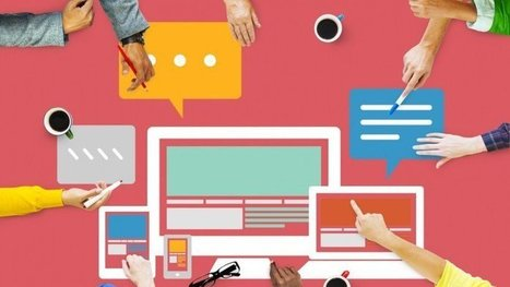 7 Tips To Create Responsive Design For Mobile Learning - eLearning Industry | WOU Project | Scoop.it