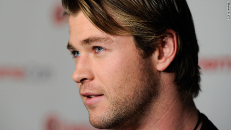 """Only in Hollywood - Thor' star got too muscular for his costume – The Marquee Blog - CNN.com Blogs 
