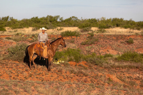 Billionaire Businessmen Buying Up Mega-Ranches | Western Lifestyle | Scoop.it