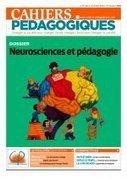 Matinée de conférences Neurosciences et pédagogie samedi 28 mai - Les Cahiers pédagogiques | Actualités du site du CRAP-Cahiers pédagogiques | Scoop.it