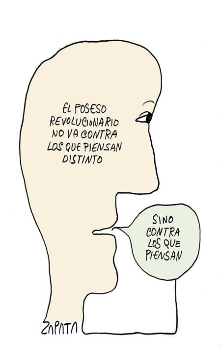#PonteAPensá… Recordé esta #Caricatura de @Zapata_zos del #27J #Vigente | País...Venezuela | Scoop.it