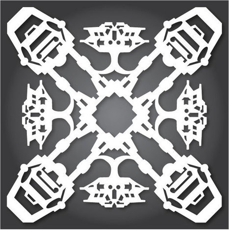 Star Wars Snowflakes 2013 | Constant Learning | Scoop.it