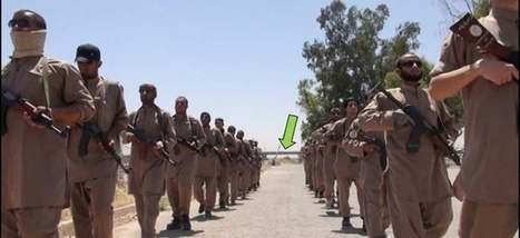 The Islamic State's Own Photos Were Just Used to Find One of Its Training Camps   AP Human Geography   Scoop.it