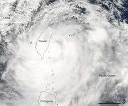 Taiwan evacuates nearly 5,000 as typhoon closes in | Sustain Our Earth | Scoop.it